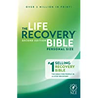 Life Recovery Bible NLT, Personal Size (Softcover)