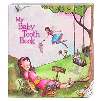 Amazon baby tooth album tooth fairy land collection girl baby tooth album tooth fairy land collection girl ccuart Choice Image