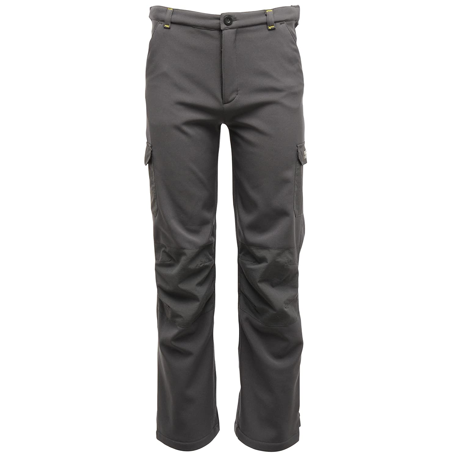 Navy Regatta Kids/Â/€/Â/™ Softshell Trousers Age 9-10