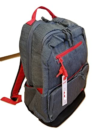 6c94c38a6d Image Unavailable. Image not available for. Color  Puma Book School Bag  Backpack Gray 893479 05 New