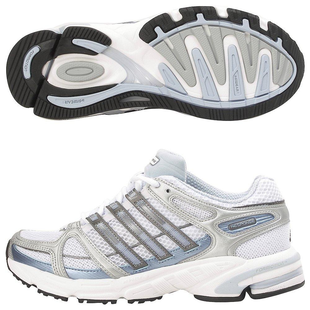 Women's Adidas 0Whitesilverblue Response 7sz10 Control jcS35ARq4L