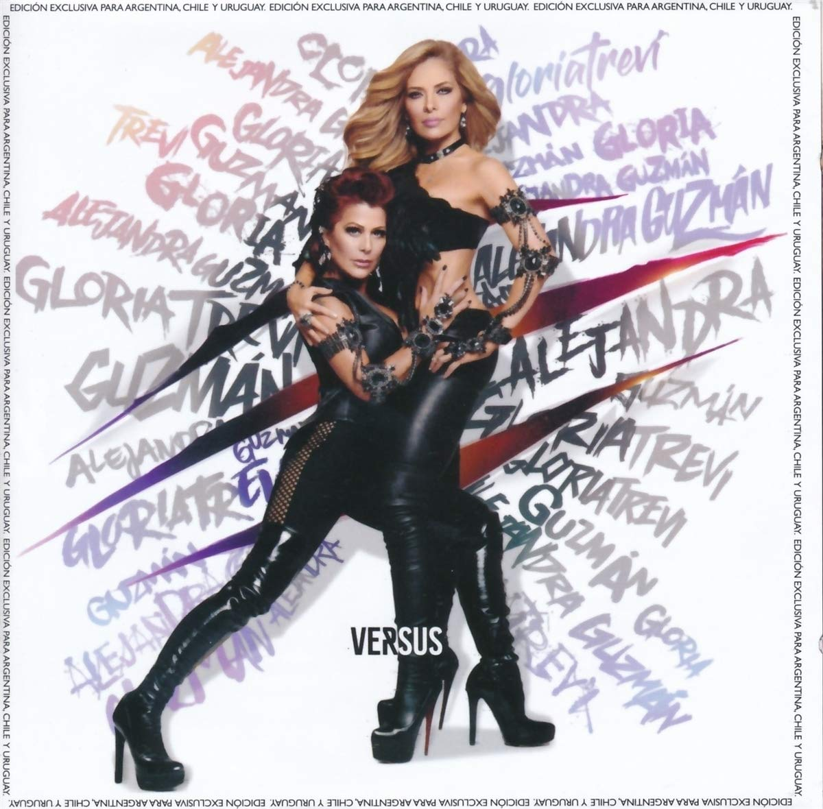 Versus   Gloria Trevi, Alejandra Guzmán Amazon.de Musik CDs & Vinyl