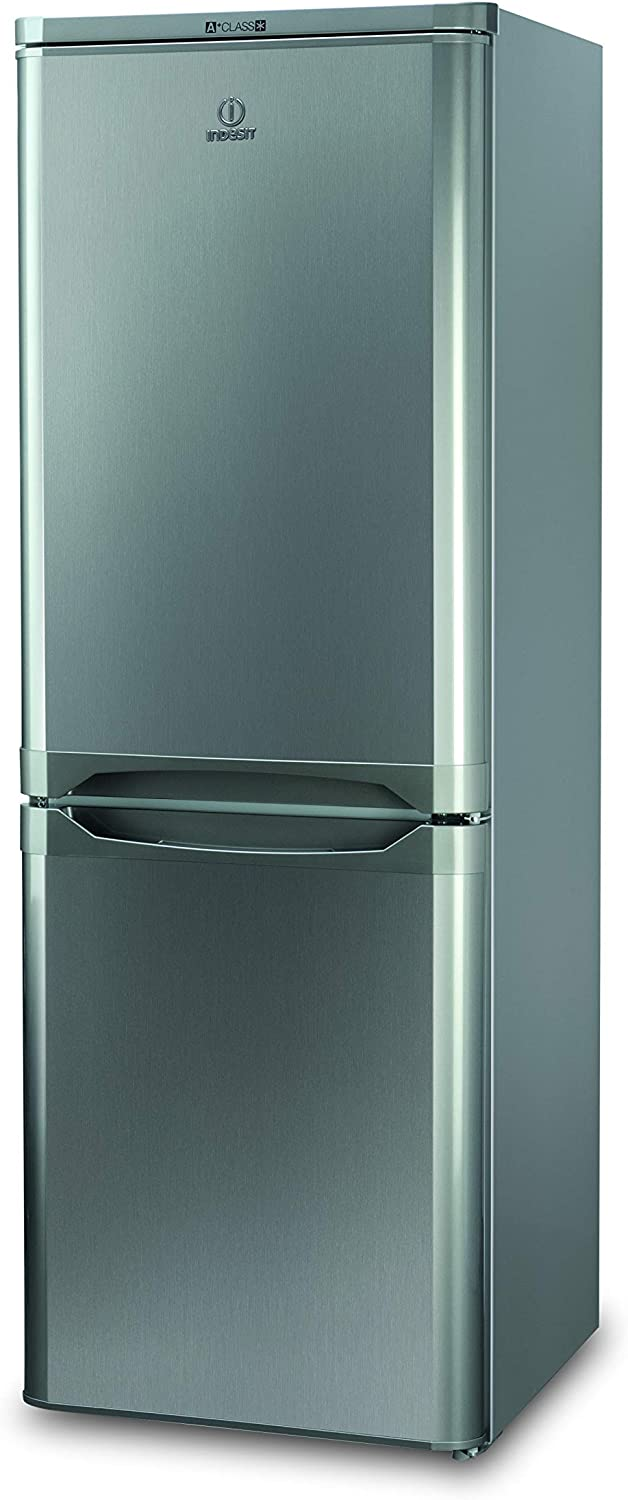 Indesit NCAA 55 NX Independiente 217L A+ Acero inoxidable nevera y ...
