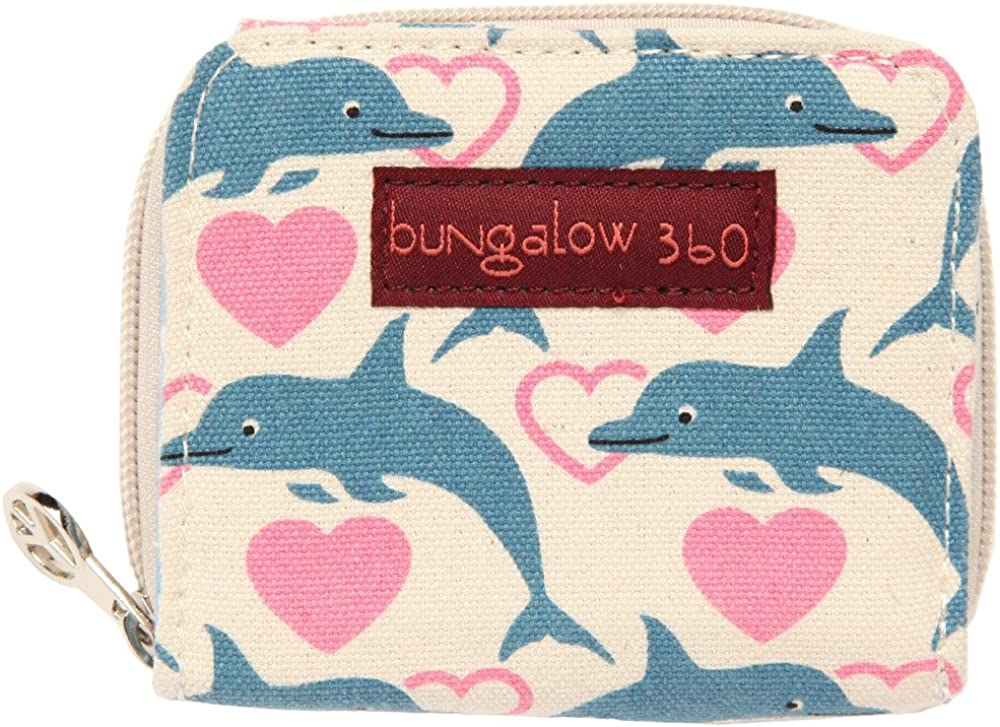 Bungalow 360 Billfold Wallet