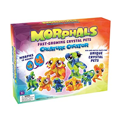 SmartLab Toys Morphals Creature Creator Toy: Toys & Games