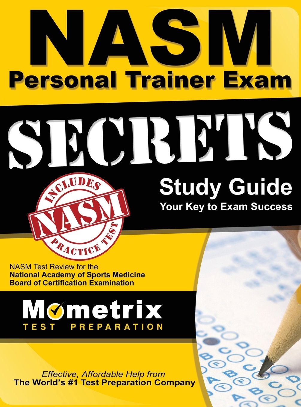 Buy Secrets Of The Nasm Personal Trainer Exam Study Guide Nasm Test