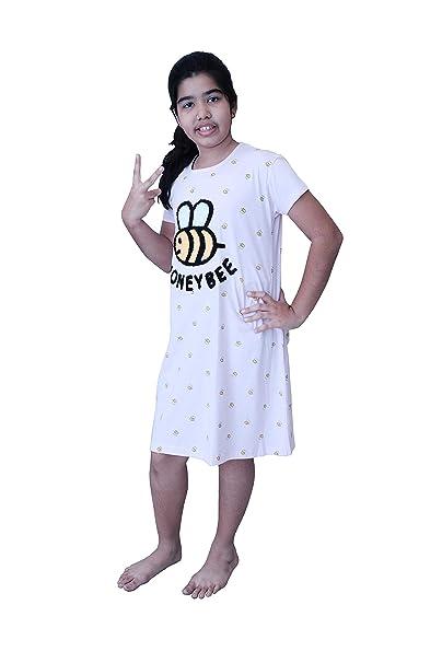Amazon.com: Hydes - Traje de noche para niñas, de algodón ...