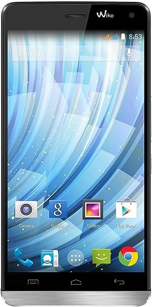 Wiko Getaway - Smartphone libre Android (pantalla 5