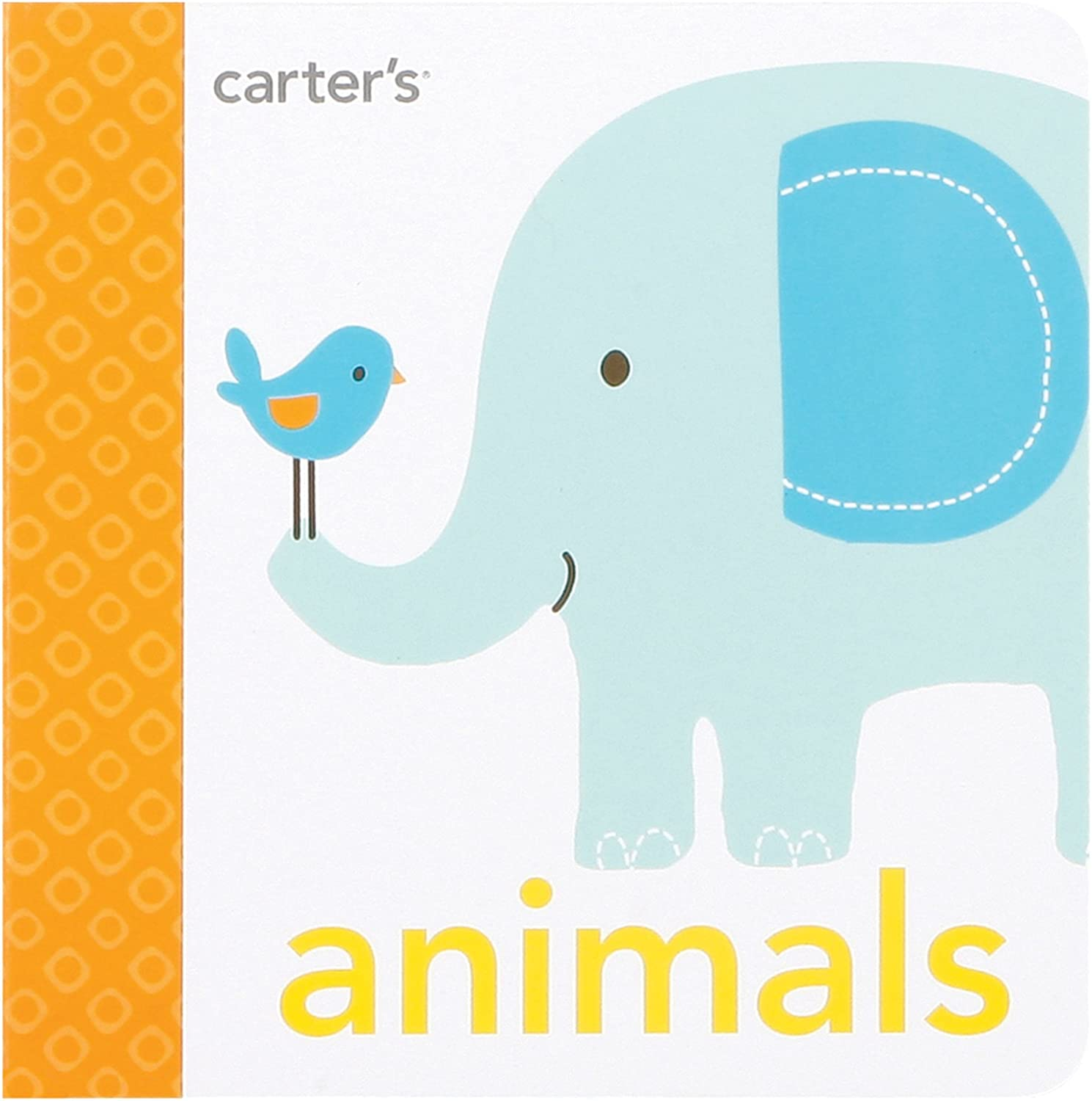 CRG Carters Mini Board Book Animals