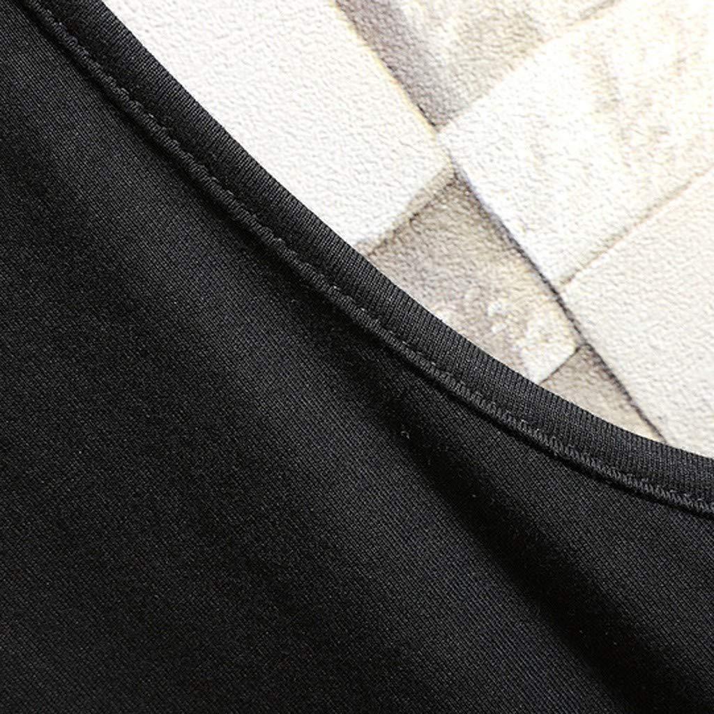 Mens Premium Basic Tank Top Fitness Loose Solid Sleeveless Jersey Long Length Casual Round Neck Hem Vest
