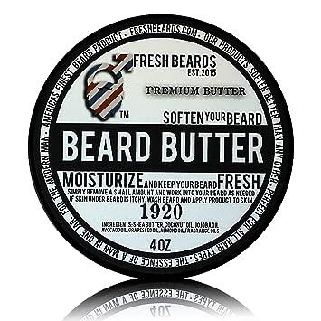 """""""1920"""" Beard Butter by Fresh Beards"""