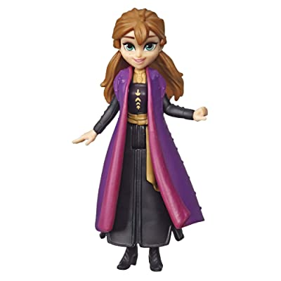 Disney Frozen Anna Small Doll with Removable Cape Inspired by Frozen 2: Toys & Games