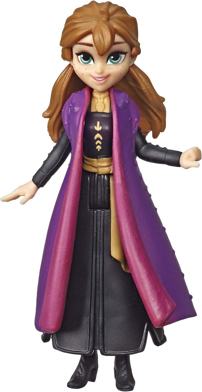 Amazon Com Disney Frozen Anna Small Doll With Removable Cape