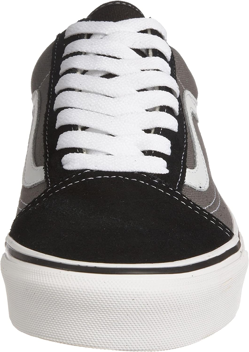 Vans Old Skool Classic SuedeCanvas, Baskets Basses Mixte Adulte