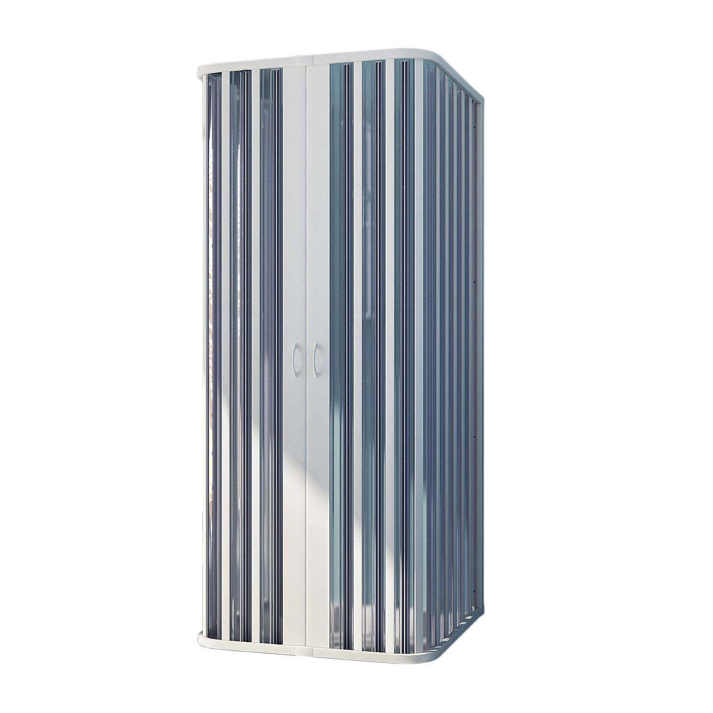 Box Doccia 3 Lati 70x70x70 CM H185 PVC mod. Nova