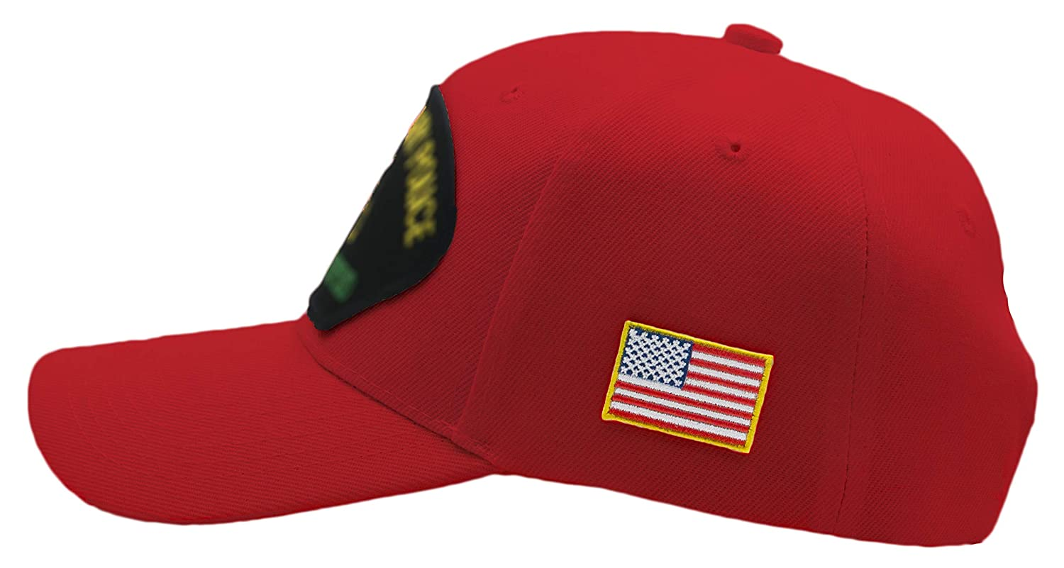 Patchtown US Army Operation Enduring Freedom Veteran Hat//Ballcap Adjustable One Size Fits Most