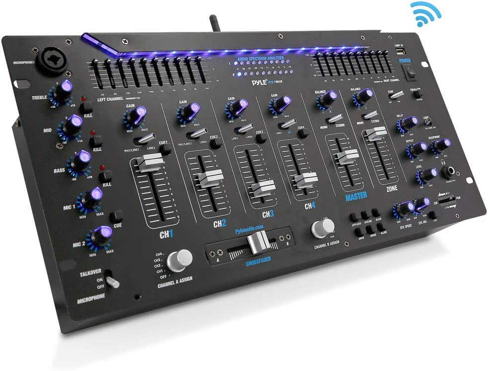 Pyle 6 Channel Mixer
