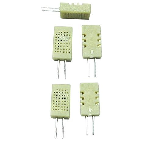 5pcs HR202L humedad resistiva módulo de Sensor Detector con caso por Optimus eléctrico