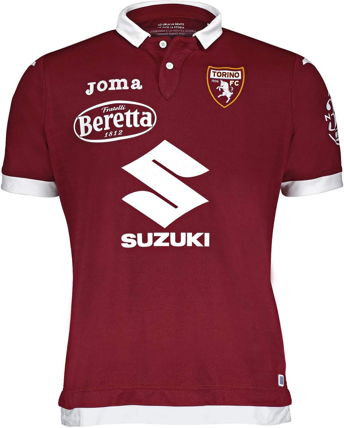Joma - Torino 1ª Camiseta 19/20 Hombre: Amazon.es: Deportes y aire ...