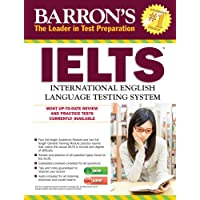 Barron's IELTS with MP3 CD