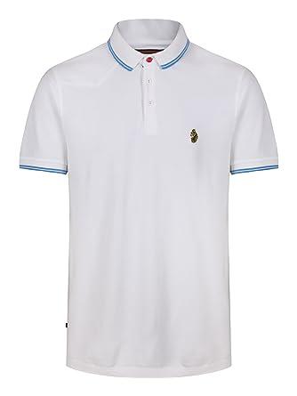 LUKE 1977 Boys TIP Off Button up Short Sleeve Kids Polo Shirt (4-5 ... c7515a933557