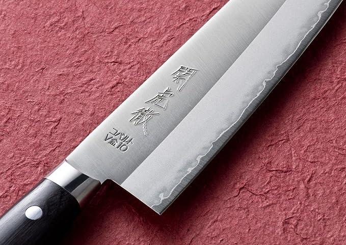 SEKIKOTETSU. El cuchillo JAPONËS - Santoku 180mm: Amazon.es ...