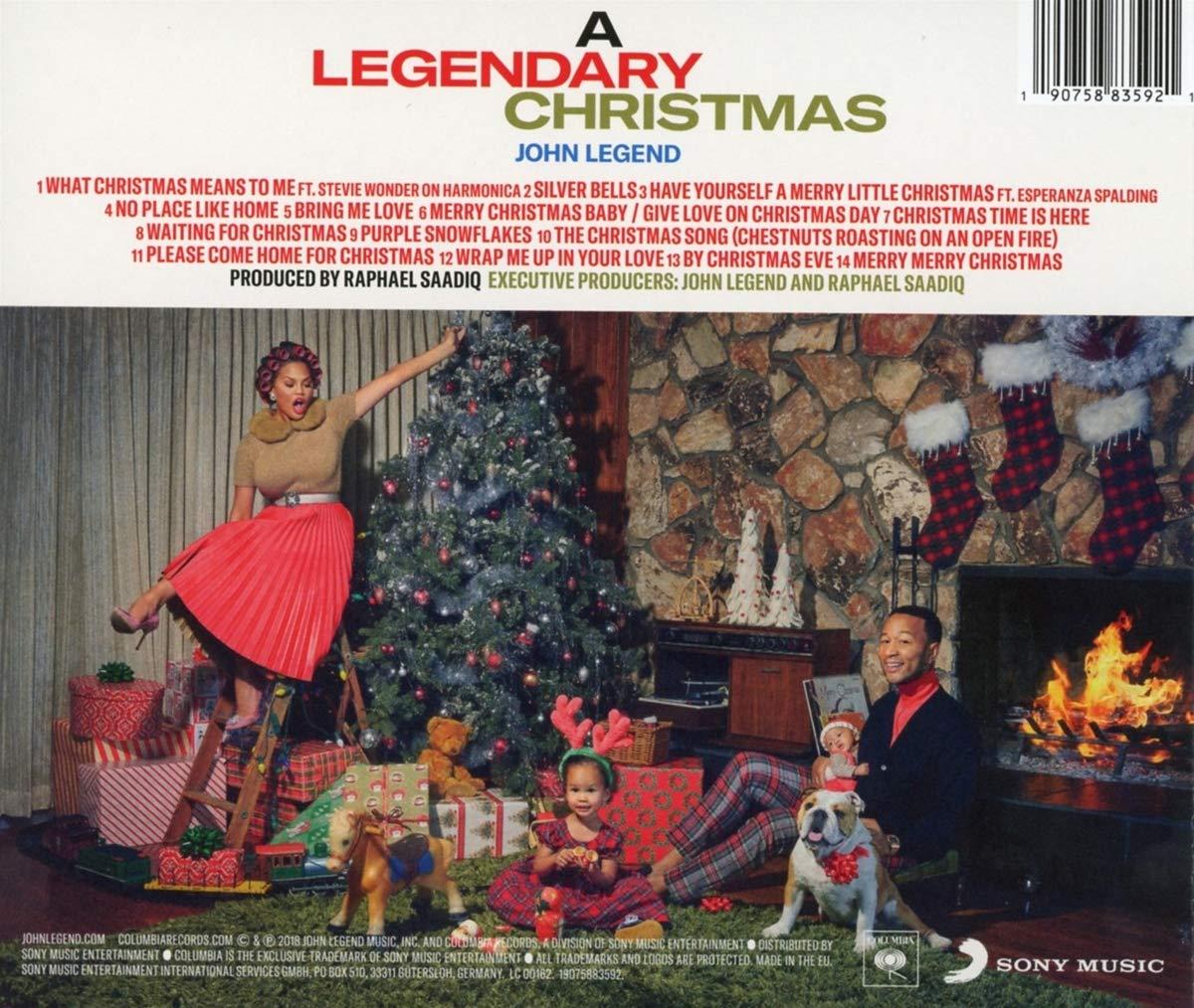 John Legend - A Legendary Christmas - Amazon.com Music