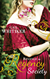 Revenge In Regency Society: Brushed by Scandal / Courting Miss Vallois (Mills & Boon M&B)