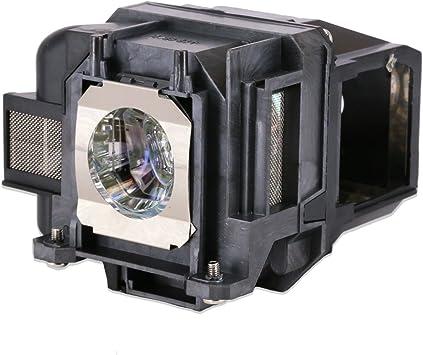 Bombilla de repuesto Loutoc V13h010l78 para Epson Elplp78 EB ...