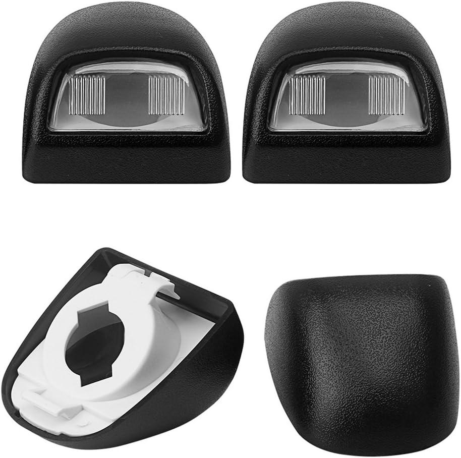 New Chevrolet License Plate Lens  22788117 for Chevrolet//GMC//Cadillac Trucks