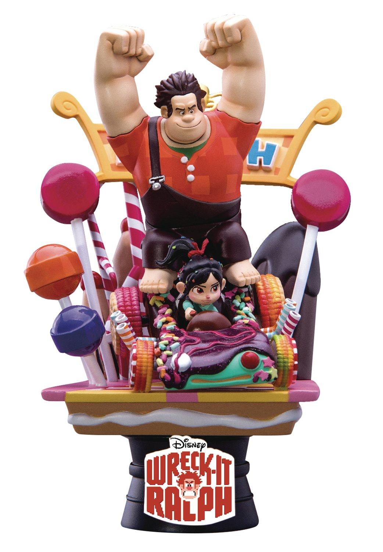 Beast Kingdom Toys Wreck-It Ralph D-Select PVC Diorama 14 cm Disney Dioramas NOV178226