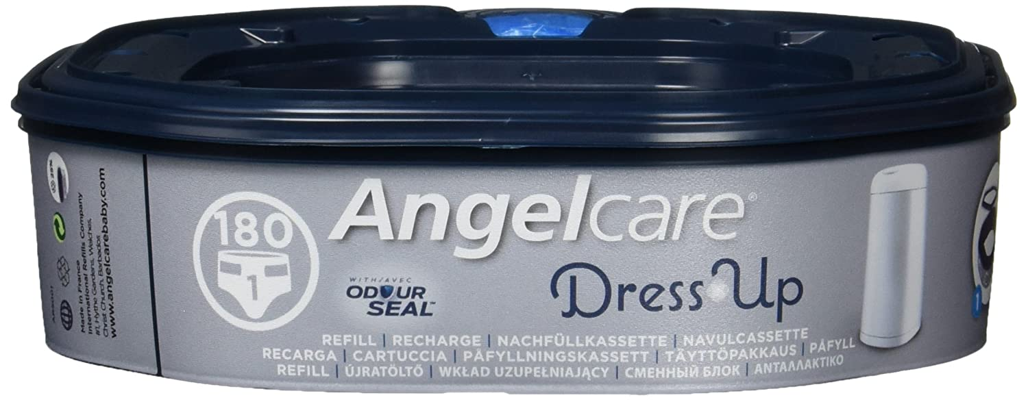 Angelcare 6er-Pack Nachfüllkassette Dress-Up AR5006-DE