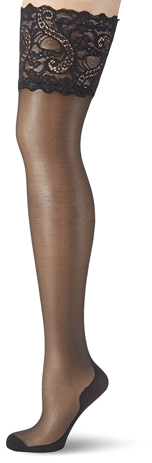 Glamory Women's Couture20 Plus Size Thigh High Holdups