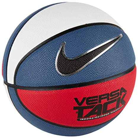 943d7c2b97 Nike Pallone da Basket Versa Tack 8P Pallacanestro Indoor - Outdoor (Game  Royal/Black