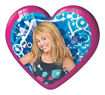 Puzzles & Geduldspiele Hanah Montana Puzzleball Herz
