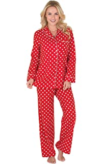 461f106e2e29 PajamaGram Womens Pajama Sets Flannel - Cozy Ladies Pajamas at ...