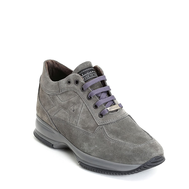 ALESYA SPORT Scarpe&Scarpe - Sneakers avec Personnalisation Latérale - 40,0, Gris