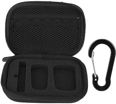 Pomya Estuche de micrófono de Boca, Estuche de Almacenamiento de Estuche Protector portátil portátil micrófono inalámbrico Blink 500 B1: Amazon.es: Electrónica