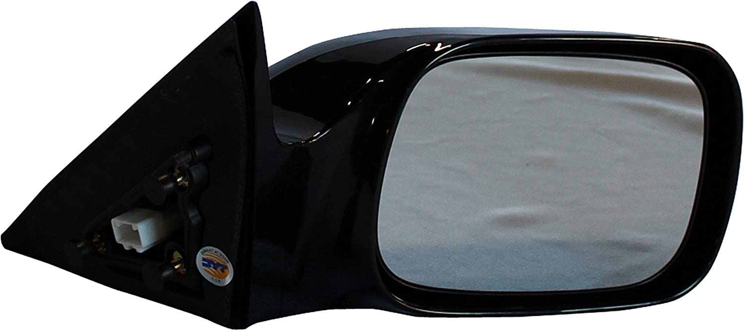 New Passengers Power Side Mirror Glass Housing Assembly for 05-10 Toyota Avalon