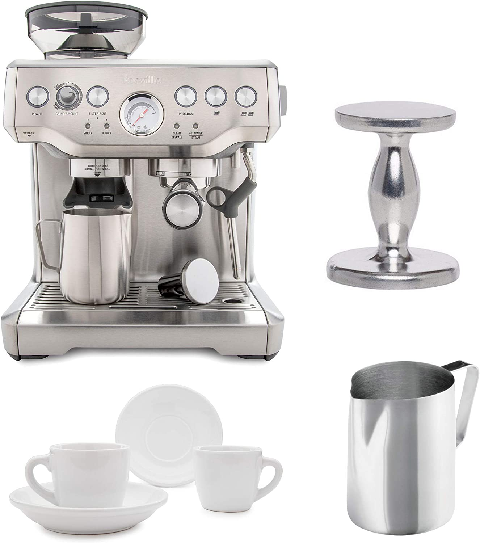 Amazon.com: Breville BES870XL Barista Express Espresso ...