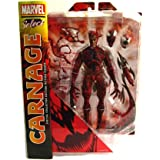 Diamond Select Toys Marvel Select Carnage Action Figure