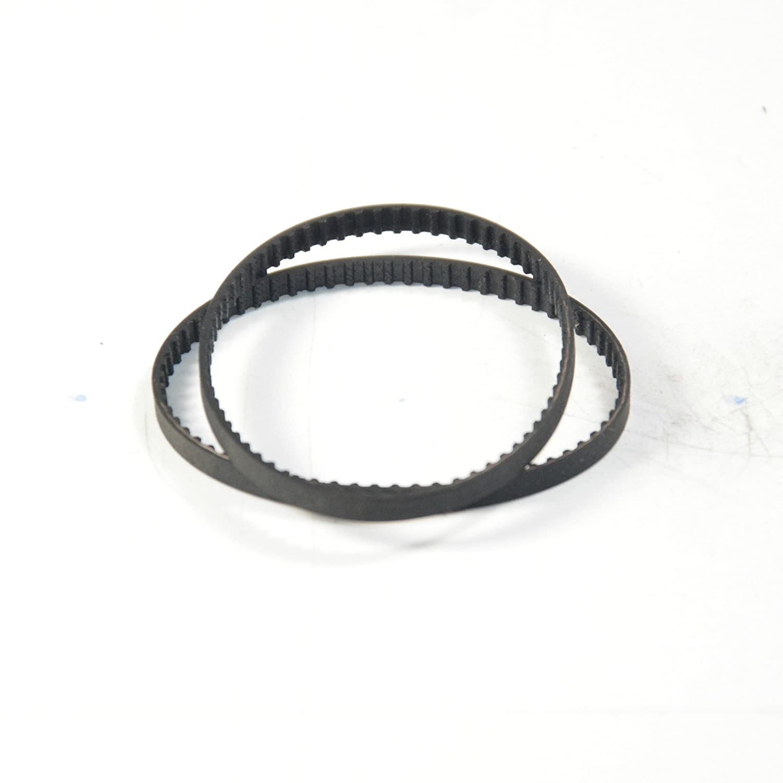 RobotDigg B45MXL-3 Endless MXL Belt 91.44mm Length 45 Teeth MXL Synchronous Belt 3mm Width Closed Loop MXL Timing Belt Pack of 5pcs