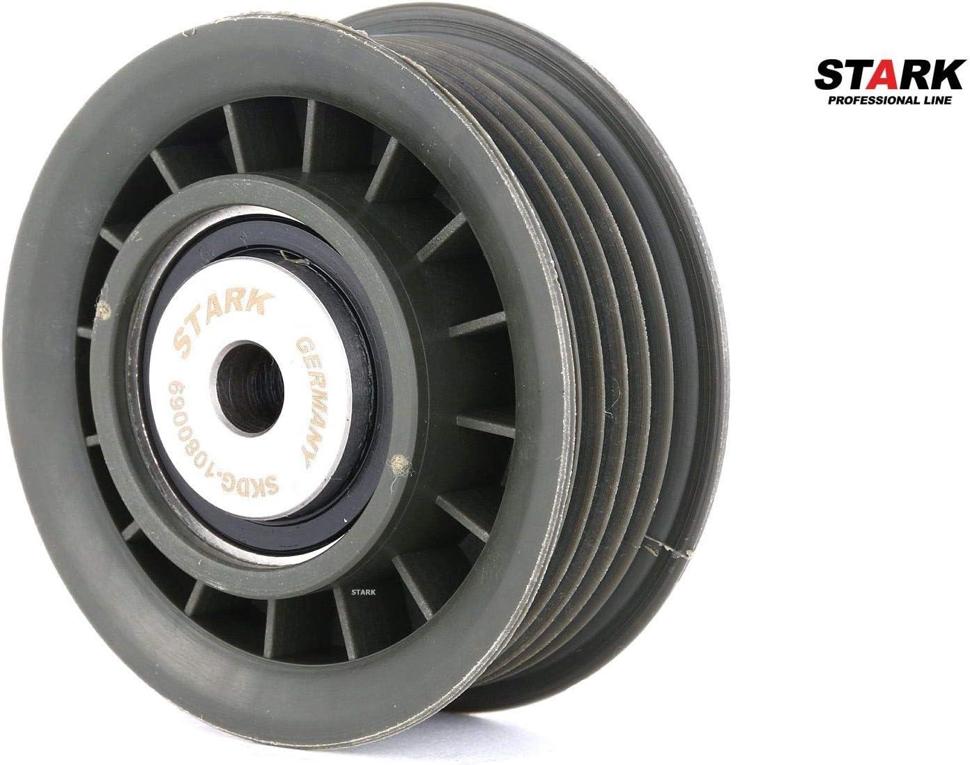 STARK SKDG-1080069 correa trapezoidal Polea de inversi/ón//gu/ía