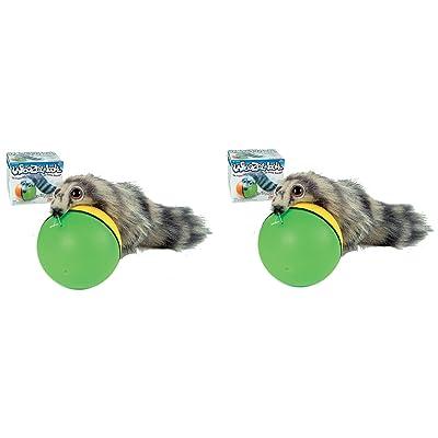 Weazel Ball - The Weasel Rolls with Ball BdxTUN, 2Pack