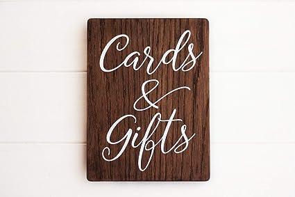 Amazoncom Slobyy Cards Gifts Sign Wooden Wedding Sign