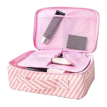 a004003e5562 Amazon.com   Fashion Cosmetic Bag Cute Makeup Toiletry Bag ...