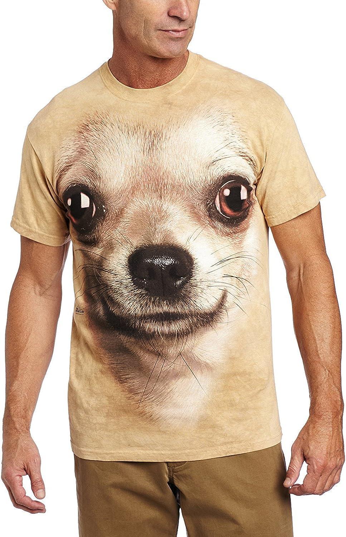 The Mountain Men's Chihuahua Face