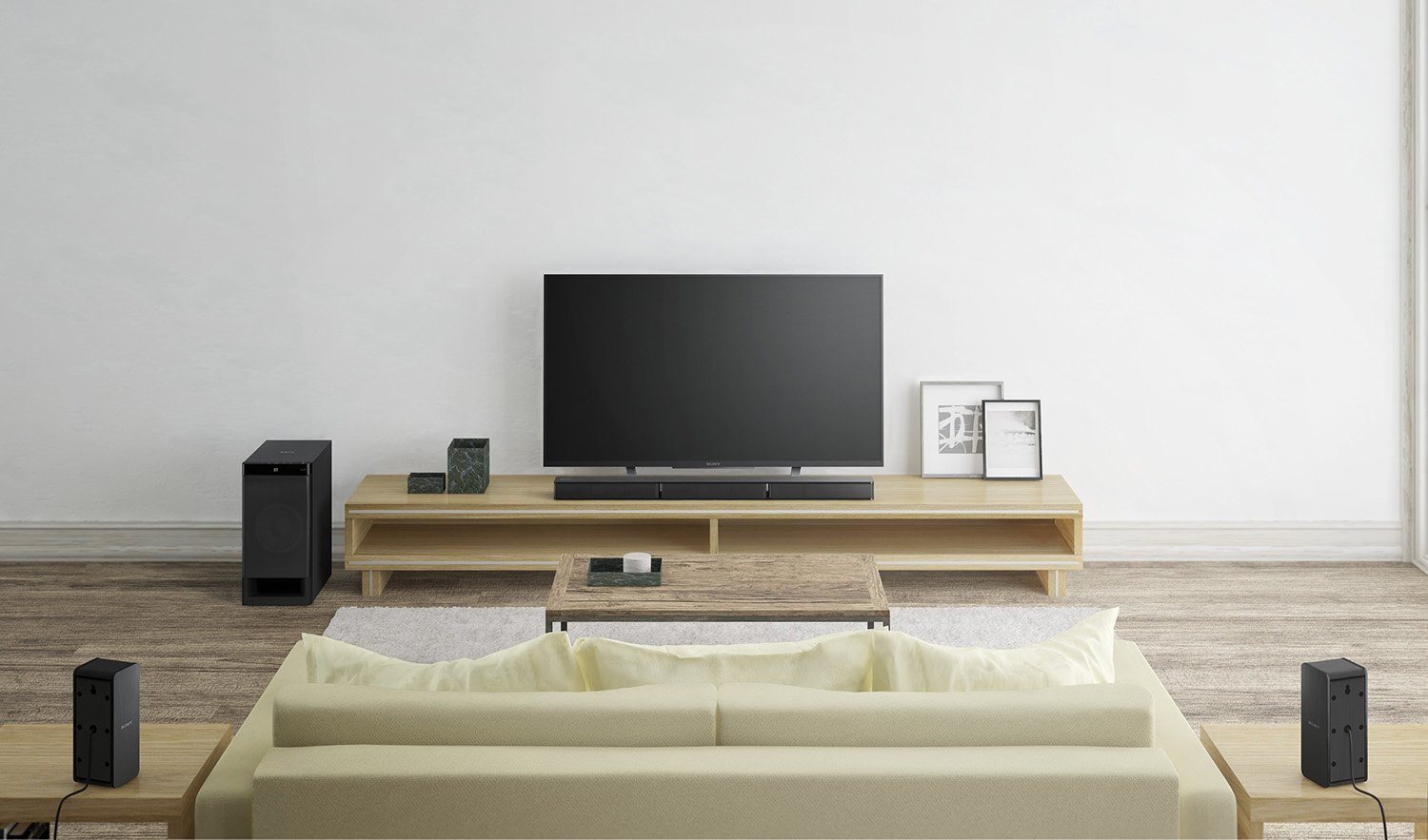 Sony HT-RT3 Sound Bar Home Theatre System: Amazon.in: Electronics