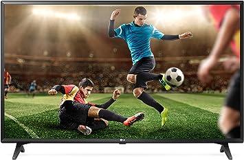 LG Pantalla 4K Ultra HD, Negro, 109.2 cm: Amazon.es: Electrónica