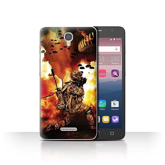 new styles e607c ddcf3 Amazon.com: STUFF4 Phone Case/Cover for Alcatel Pop Star 3G ...
